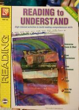Reading To Understand High interest activities, build reading comprehension skil