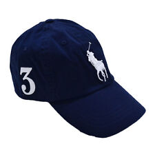 Polo Ralph Lauren Hat Ball Cap Big Pony Baseball Mens One Size Classic Strapback