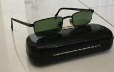Vintage Dolce & Gabbana Green Sunglasses Italy DG3525 720 140 vtg 90s Mens Black