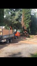 Timberwolf Wood Chipper & Operator Hire in Shropshire & Worcestershire