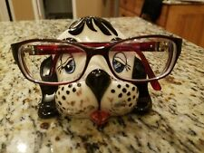 Arners Ceramic Dog Eye Glass Eyeglasses Holder