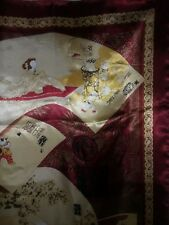 Jiaying Scarf 35 Inch Square Polyester Hand Rolled Edge Chinese Women Children