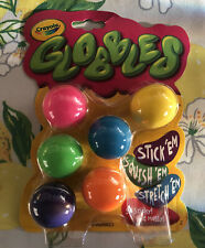 Crayola - Globbles - Jukers TikTok - NEW SLIME - 6 Pack. NEW. IN HAND