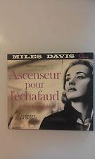 DAVIS MILES - ASCENSEUR POUR L'ECHAFAUD - DIGIPACK CD