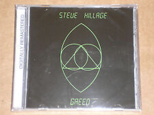STEVE HILLAGE - GREEN - CD + BONUS TRACKS SIGILLATO (SEALED)