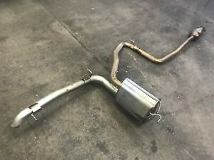 EXHAUST SILENCER FORD TRANSIT Bus  2.5 DI  Diesel 1994-08-/> 2000-03