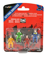 43203 Britains Sitting Drivers Figures Models Set Kids Childrens Toy 3+ Years