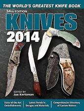 Knives 2014 : The World's Greatest Knife Book / NEW & FREE SHIP