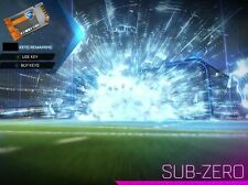 PS4 ❄️ Sub Zero Goal Explosion / CHEAPEST PRICE / FAST DELIVERY / Rocket League