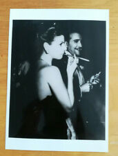 PHOTOGRAPHIE PHOTO ARGENTIQUE DE WEEGEE TIRAGE DE 1987 NEW YORK 1943