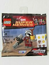 LEGO Marvel Guardians Of The Galaxy ROCKET RACCOON w/Groot 5002145 TRU promo