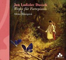 Alena Honigova - Dussek: Werke Fur Fortepiano [CD]