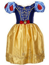 Girls Kids Cinderella Snow White Sofia Fancy Dress Princess Costume Cosplay