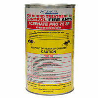 Fire Ant Killer Fire Ant Control Acephate Pro 75 SP Fire Ant Mound Treatment