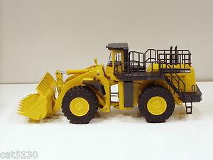 Komatsu WA900-3 Wheel Loader - 1/50 - Joal #265 - MIB