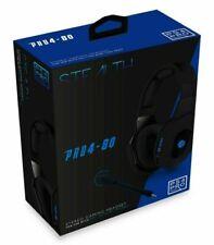 Stealth PRO4-80 PS4 Premium Multi Format Gaming Headset - Black