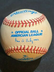 Rawlings Official 1997 OAL League Championship Series Error 'Amercian' Baseball