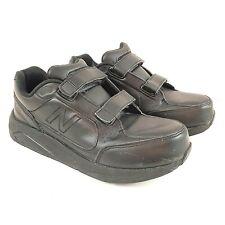 New Balance Shoes Rollbar Graphite Comfort Mens Sz 9.5 Black
