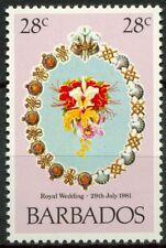 Barbados 1981 SG 674 Nuovo ** 100%