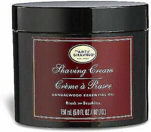 The Art of Shaving 81345296 Sandalwood Shaving Cream - 5oz
