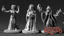 Dark Heaven Legends Reaper 03375 DHL Classics: Female Wizards