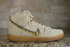 NEW Nike Dunk High Premium SB Chicken and Waffles 313171-722 Size 10