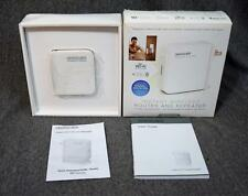 Crystal View Portable Wireless Instant Router Repeater & Range Extender New NIB