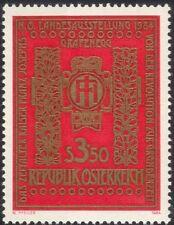 Austria 1984 libri/Esposizione/Heritage/storia/ROYALTY/arte/Craft 1 V (at1012a)