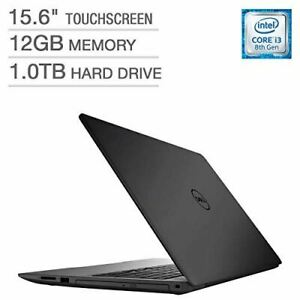 Dell Inspiron 15 5000 Series Touchscreen Laptop - Intel Core i3-8130U Processor