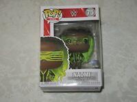Funko Pop WWE Wrestling #75 Naomi Vinyl Figure