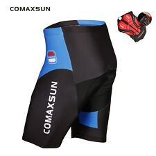 Cycling Shorts Gel Padded Outdoor Shockproof MTB Bicycle Road Tights Size S-3XL