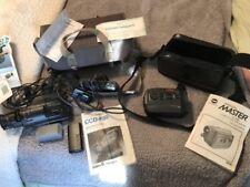 Sony Video Camera Recorder Video 8 CCD-F55 AND Minolta Master C-532 Camera LOT