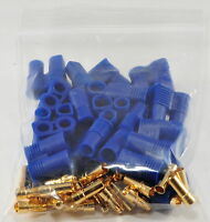 (10) Pair Male / Female EC3 Style Connectors - Losi