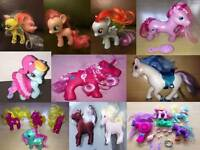 My Little Pony Toy Figures & Lanard  accessories & Soft Toys