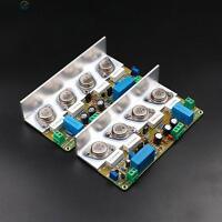 Assembeld HOOD JLH2003 class A single-ended power amplifier board (2 CH)10W+10W