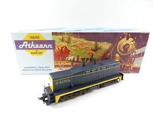Athearn H0 Santa Fe 2418A Lokomotive OVP #3667