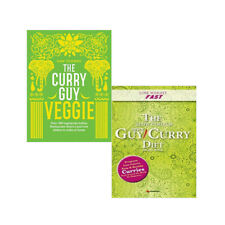 The Curry Guy Veggie Over 100 Vegetarian Indian Restaurant Classics 1787132587