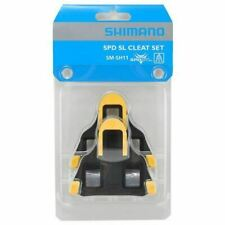 Shimano SPD-SL Replacement Cycling Cleats SH11 - 6 Degrees NEW
