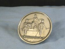 More details for antique highland & agricultural of scotland botany silver glasgow vet medal 1888