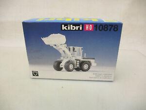 x-18481Kibri 10878 H0 Faun Radlader Bausatz geöffnet,augenscheinlich komplett