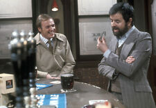 Rodney Bewes and James Bolam UNSIGNED photo - H6344 - The Likely Lads