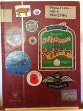 Stock Book Of Postage Stamps India Pakistan Bangladesh