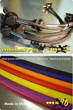 MSX90 Ford Focus Zetec MSD 00-04 Spark Plug Ignition Wires