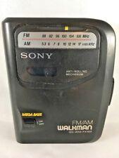 Sony Walkman Fm Am Cassette Wm-Fx103 - Fast Free Shipping - E17