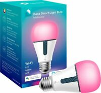 TP-Link Kasa Smart Multicolor LED Light Bulb, Works w/ Alexa & Google Asst KL130