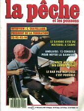 Revue  La pêche et les poissons No  520 Septembre 88