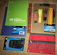 School Supplies Stationary High School College University Fournitures scolaires