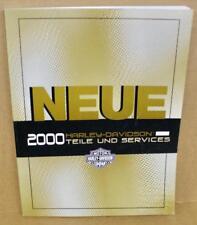 Harley Original Neuf Pièces Services Flt Dyna XL Softail Update Manual 00