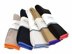 Sierra Socks Men's Performance Cushioned Arch Support 2-Pair Pack Socks SMCCAS