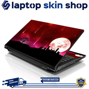Laptop Skin Sticker Notebook Protective Art Decal Red Earth Scenery 13-16 Inch